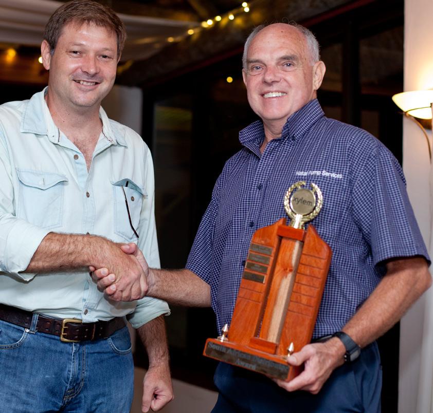 Xylem trophy